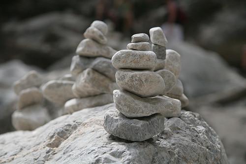 Rock piles | These tou...
