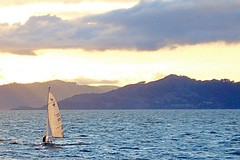 Sailing as the Sun Sets (3) | by photoartist3