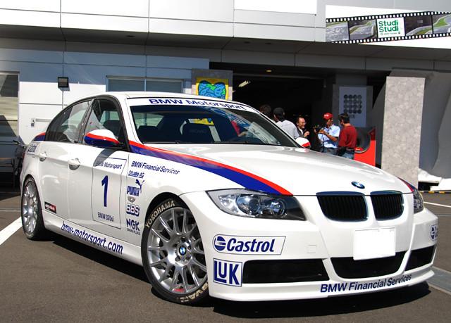 2006 BMW 320si (E90) / WTCC Look | Yoshina | Flickr