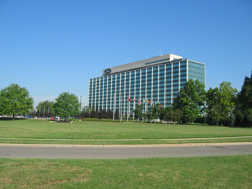 Ford motor company headquarters detroit ford motor for Ford motors corporate office