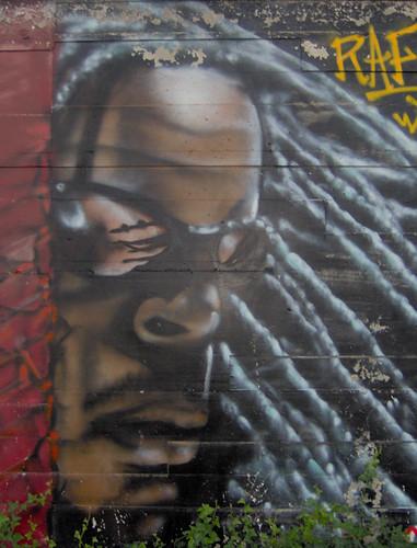 Rasta Graffiti | Firenze, 2005 | OCCHI ROSSI | Flickr