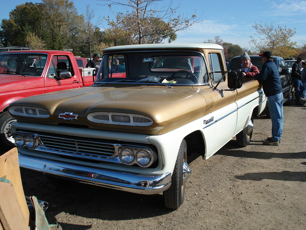 Truck chevy 1960 truck : Truck » 1960 Chevrolet Truck For Sale - Old Chevy Photos ...