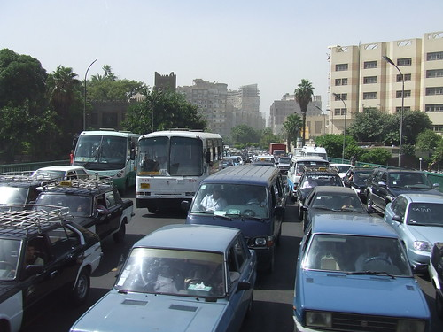 Traffic jam in cairo | by ff137