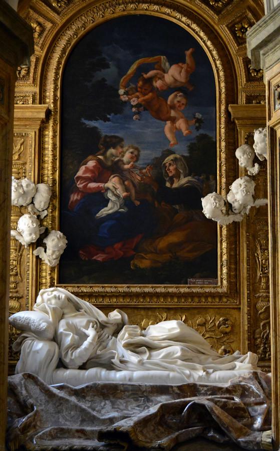 Cappella della Beata Albertoni a San Francesco a Ripa