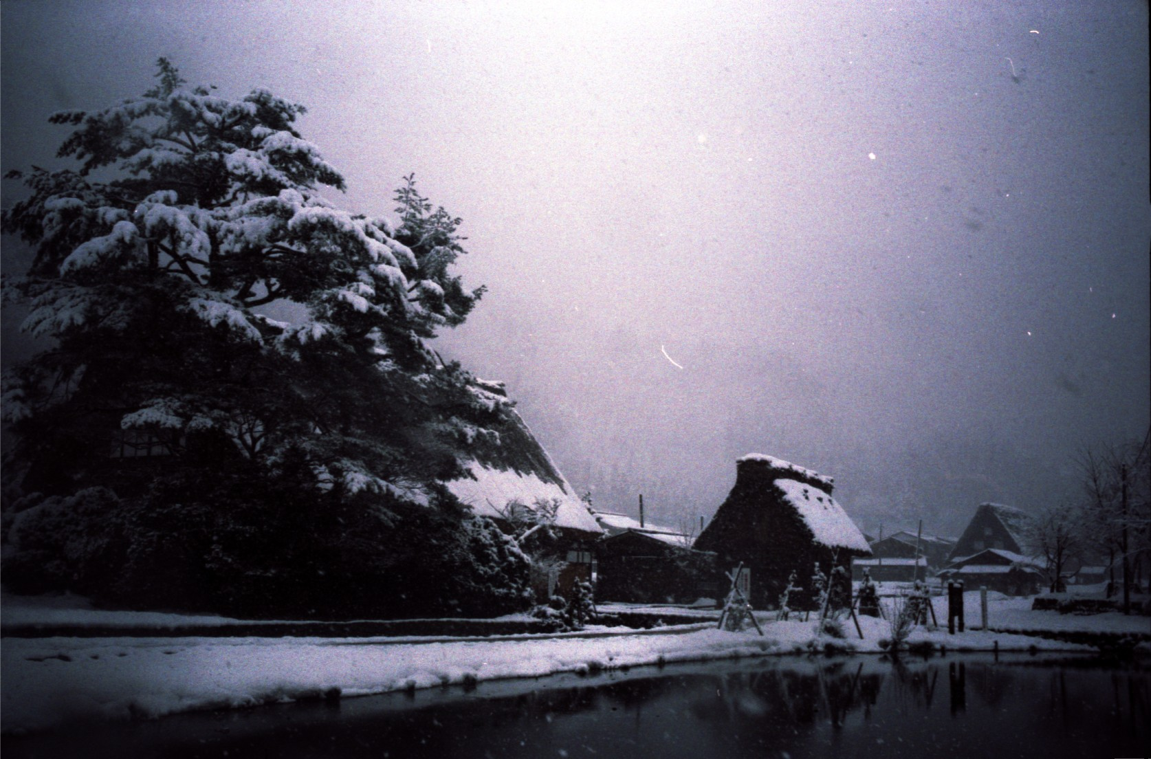 Shirakawa - Japanese Village With Winter Spirit