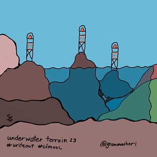 writeout clmooc underwater terrain 23 | by teach.eagle