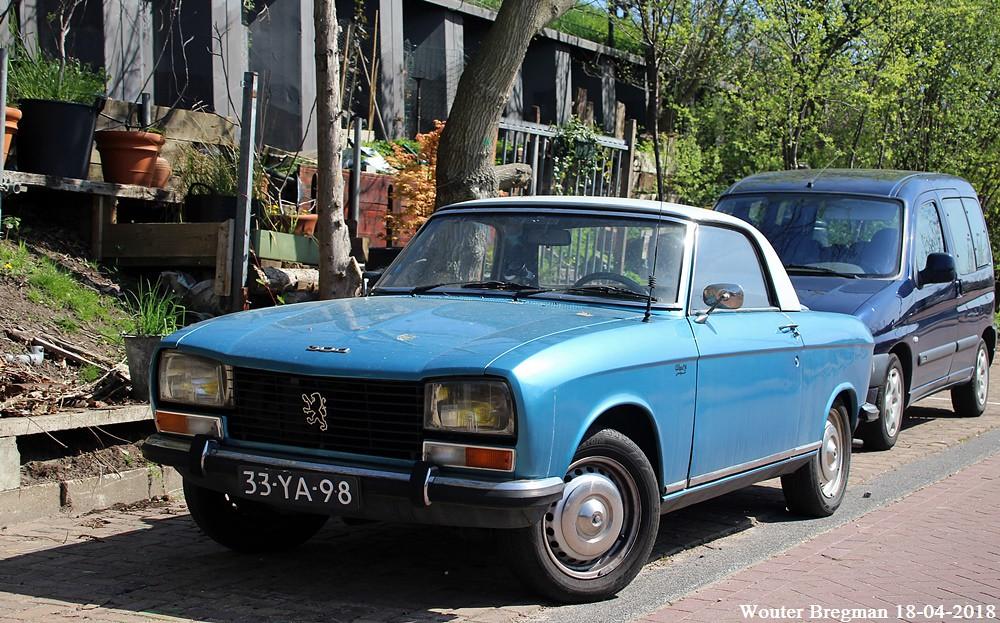 Peugeot Garage Amsterdam : Peugeot cabriolet amsterdam netherlands flickr