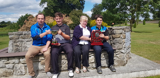 National Seniors Strokeplay & U-16 Matchplay Day Two Report