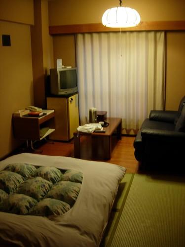 Habitación hotel Edoya