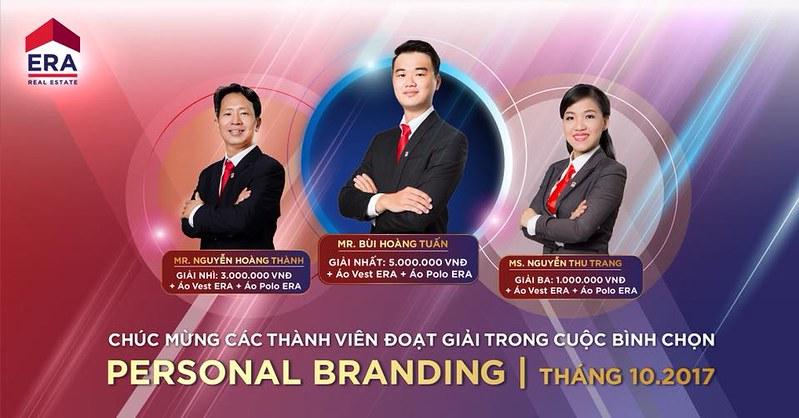 Kết quả cuộc thi Personal Branding