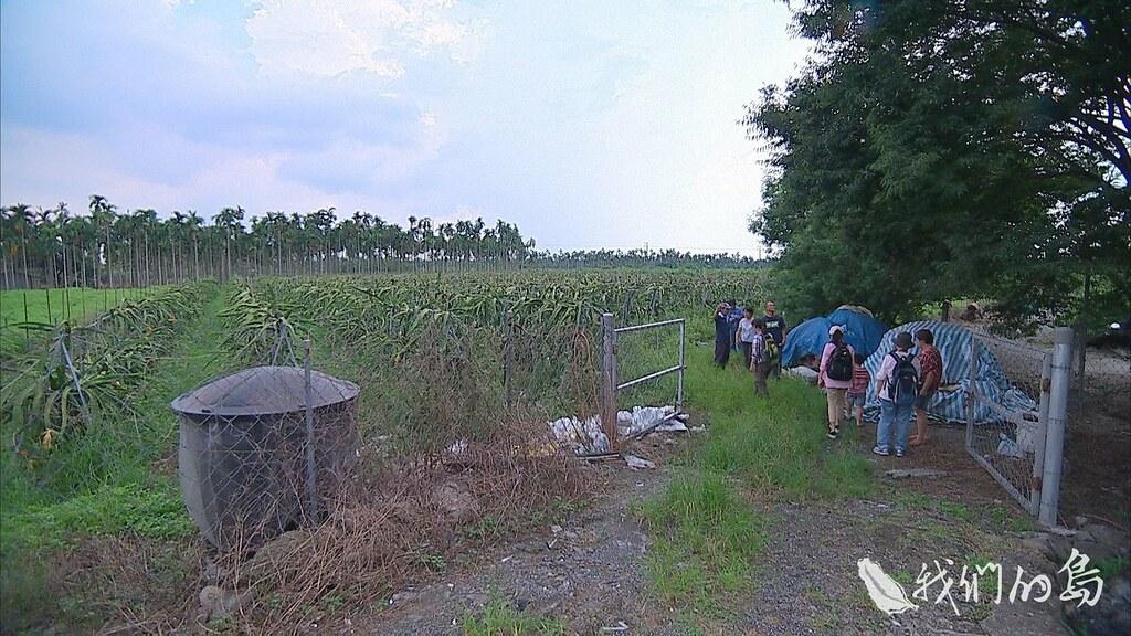 964-2-03s泰山村位於高屏溪自來水水質水量保護區範圍內,供應附近六個村莊飲用。