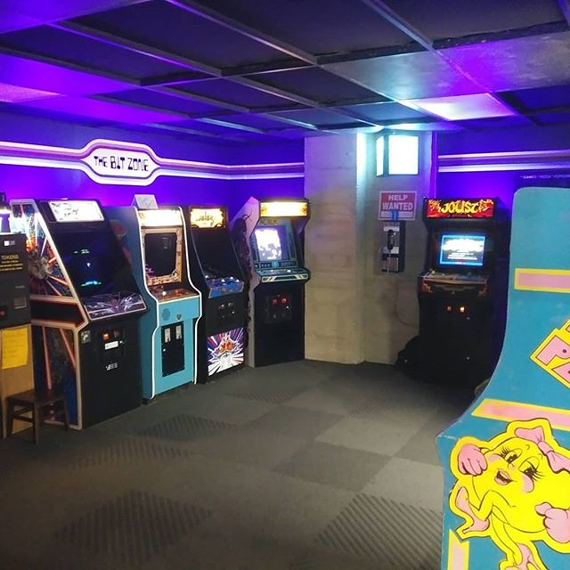 Excellent Collection Of 80s Arcade Games Livingcomputers