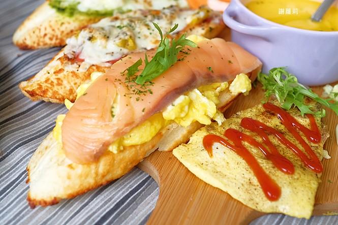41663502781 c1eb62a206 b - 熱血採訪 | 晨光手作料理坊。大里新開幕早午餐 選擇豐富大份量、連附餐也可以DIY自由配呦!