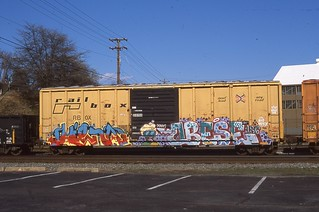 Obese - on RBOX Number Unknown at Richmond VA Mar 20, 20014 | by cogp39