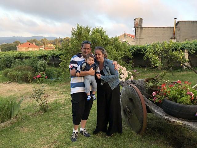La nueva familia de 3 en Galicia