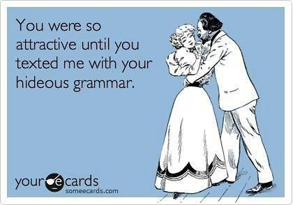Funny Quotes Hideous Grammar Funny Funny Quotes QUO Flickr Simple Grammar Quotes