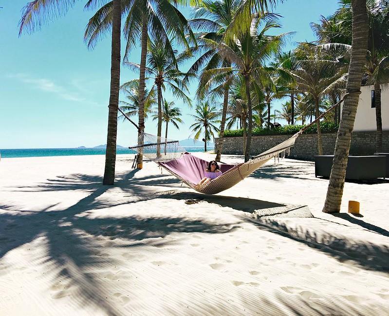 Bãi biển Hà My