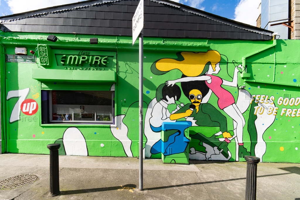 THE NEW EMPIRE CHINESE RESTAURANT IN RATHMINES 004