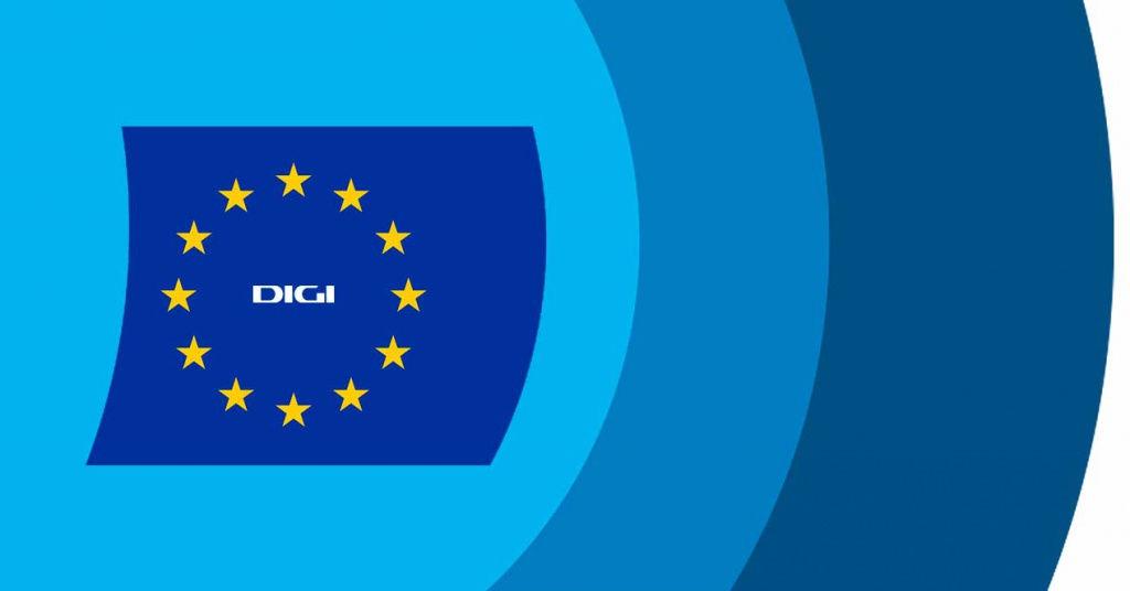 DIGI ya ofrece roaming gratis en Europa, pero ¿cuántos gigas tendrás para navegar?