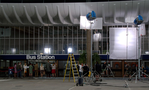 Filming of IP Man 4 at Preston Bus Station - 14 | by Tony Worrall