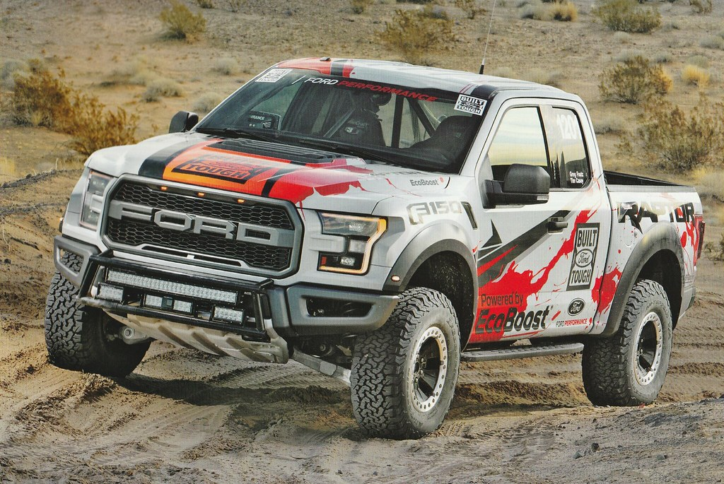 2015 Ford F150 Svt Raptor Press Photo Usa Covers The 201 Flickr