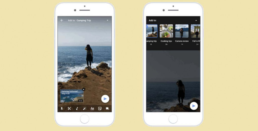 Tras estrenar hashtags, YouTube extenderá sus Stories para enfrentarse a Instagram