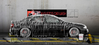 "#AUDI_S4_CARWASH | by Pablo Augusto ""Demoted"""