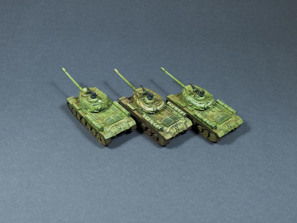 Flames of War Soviet IS-2