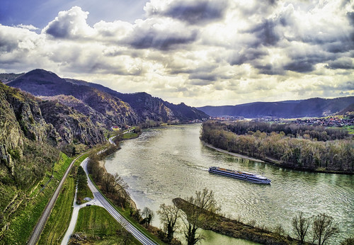 Danube from above | by heyyouphoto
