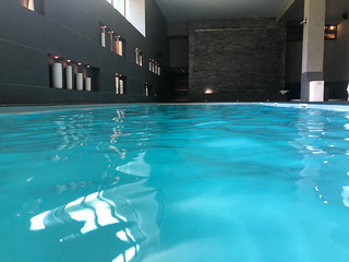 Piscine - Spa @ Hotel Heliopic | by Travel Guys
