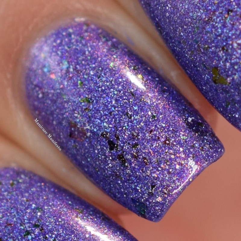 Girly Bits Pegasussed swatch