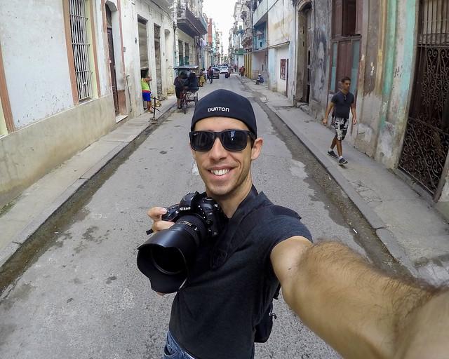 En Cuba, durante mi último viaje de un año viajando barato