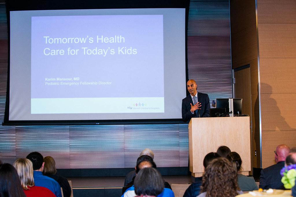 Conversations on Children's Health | Emergency Medicine