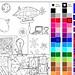 Color the NetNarr Lab