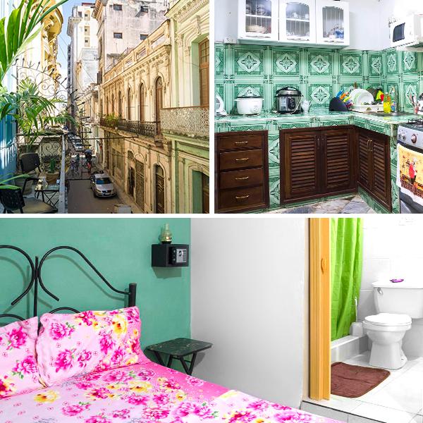 Casa Florencia en La Habana