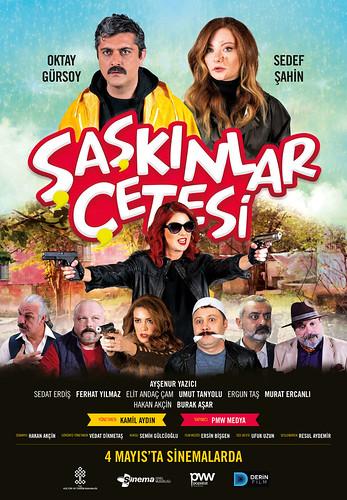Şaşkınlar Çetesi (2018)