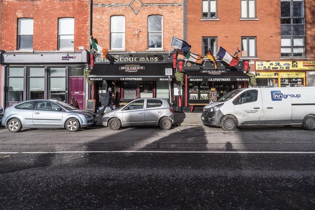 J.K. STOUTMAN'S PUB IN DUBLIN