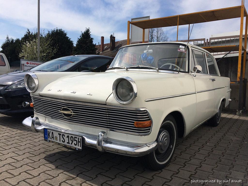 opel rekord coupe p2 '1960–63   der opel rekord p2 ist ein p…   flickr
