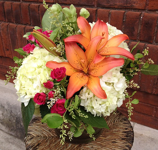 Mother's Day Flowers  — Photo and Floral Design by Carolyn Minutillo, AIFD, PFCI, EMC, of Lavender Hill in Jeffersonville, Indiana https://www.lavenderhillflorals.com/ | by Flower Factor