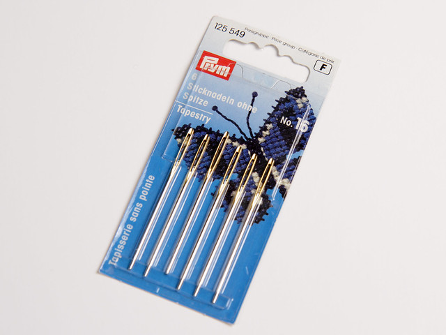 Prym No.16 Tapestry Needles x 6