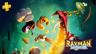 PS Plus Rayman Legends | by PlayStation.Blog