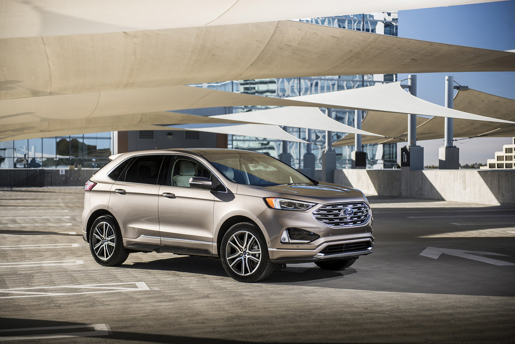 Ford Edge Press Photo Usa By Five Starr Photos Aussiefordadverts