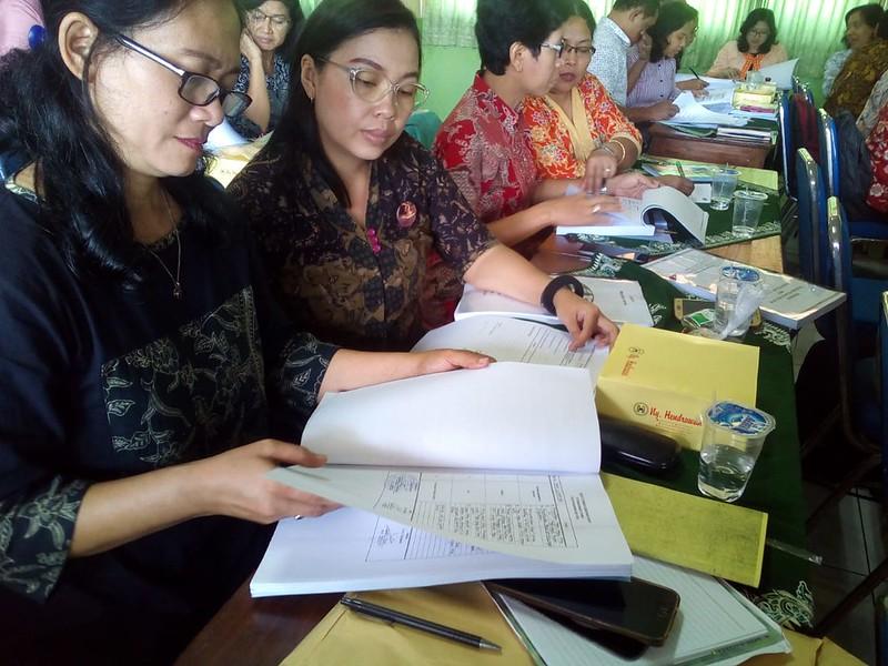 Pendampingan Pelaksanaan Paradigma Pedagogi Reflektif Strada Cabang Jakpusbarsel