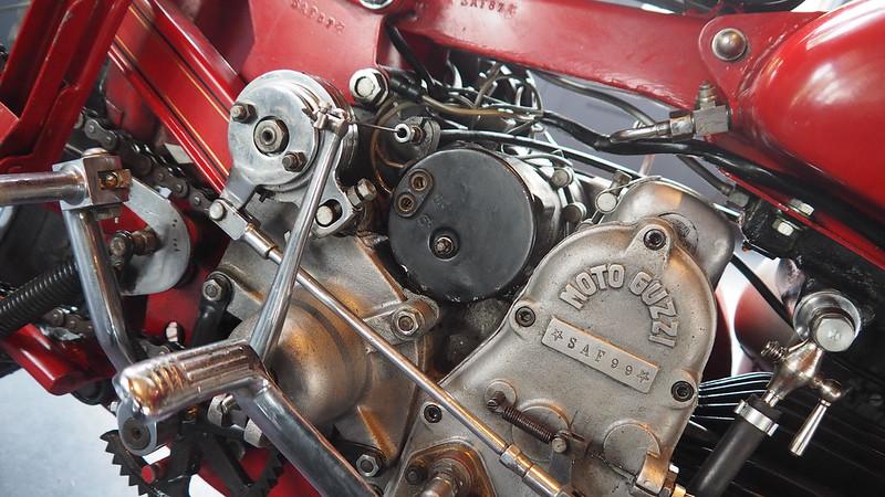 Moto Guzzi 500 Super Alce 1956 27963719828_eb79c0d213_c