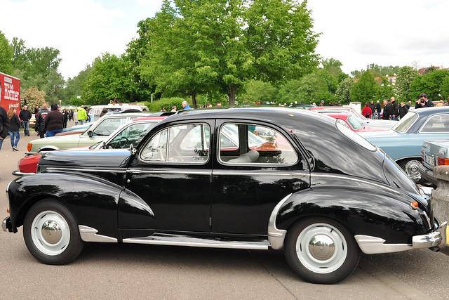 1. Mai 2018_Oldtimer-Treffen in Ketsch_Fotos: Brigitte Stolle_1. Mai 2018_Oldtimer-Treffen in Ketsch_Fotos: Brigitte Stolle_Peugeot 203 (1948-1960)
