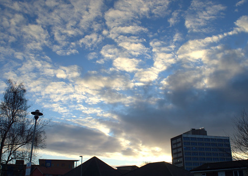 Preston sky | by Tony Worrall