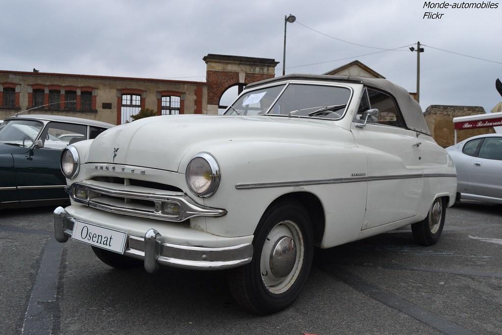ford vedette cabriolet 1953 4250 exemplaires vendu flickr. Black Bedroom Furniture Sets. Home Design Ideas