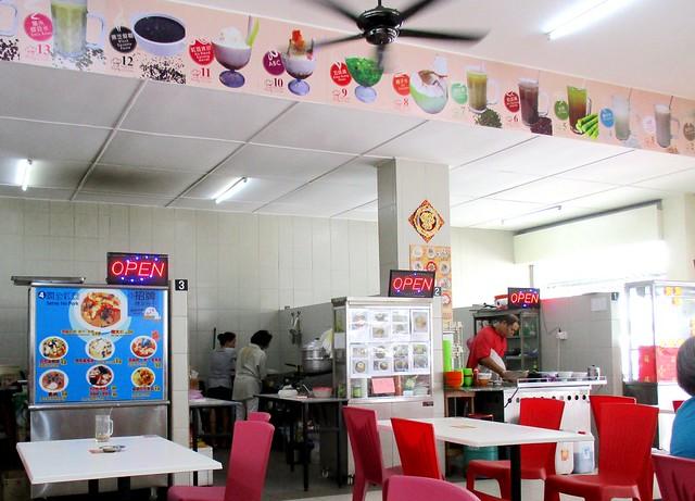 Grand Wonderful Food Court stalls