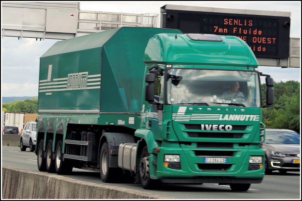 iveco stralis 450 transports lannutti petite for t f 59 flickr. Black Bedroom Furniture Sets. Home Design Ideas