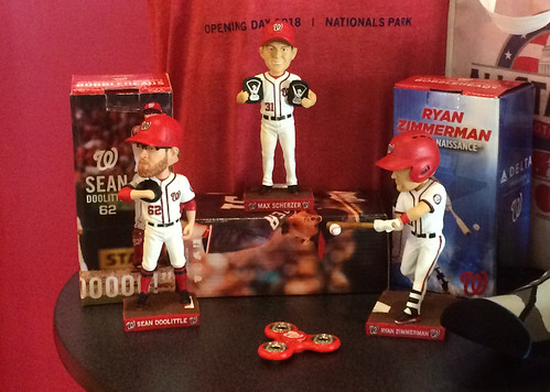 Nationals Bobbleheads | by aDCjourney